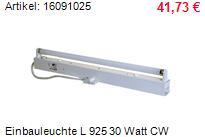 Fachbodenbeleuchtung LED