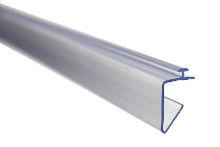 Tegometall Adaper T-schiene für Stahlfachböden B 660 T 14  H 14
