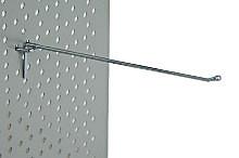 Tegometall Einfachhaken mit  Kugel, ZA 15mm L 140