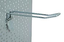 Tegometall Doppelhaken mit Klappverschluß, ZA 30 mm, L 300mm