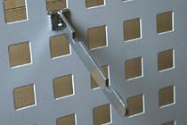 Tegometall Abhängeträger schräg T120mm