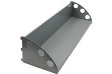 Tegometall Buchablage T260 H200 L665mm