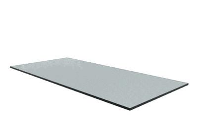 Tegometall Glasfachboden L 1000 T 250