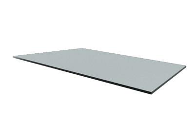 Tegometall Glasfachboden AE45° T300