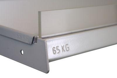 Tegometall Frontscheibe Kunststoff L 665 H 50