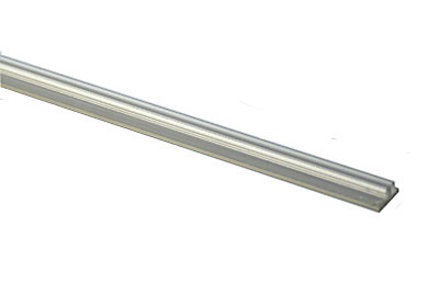 Adaper T-schiene für Holz- und Glasböden B 660 T 12  H 5