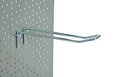 Tegometall Doppelhaken mit 4 Einsteckzapfen T250mm