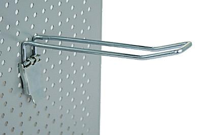 Tegometall Doppelhaken mit Klappverschluß, ZA 30 mm, L 120mm