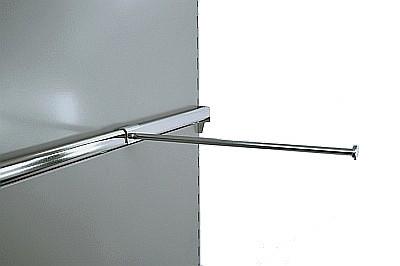 Aufsteckhalter für Trageschiene 30X15 T 400