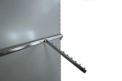 Tegometall Abhängeträger schräg für Trageschiene 30X15 T 400mm