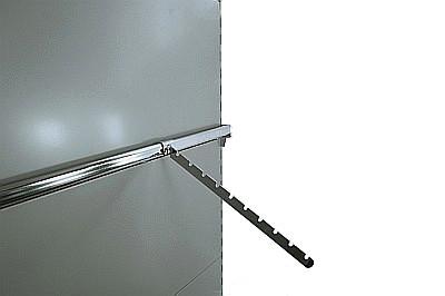 Tegometall Abhängeträger schräg für Trageschiene 30X15 T 400