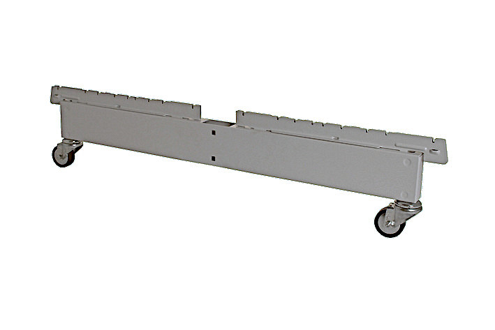 Tegometall Fußteil H170 T1000 für Gondelständer fahrbar
