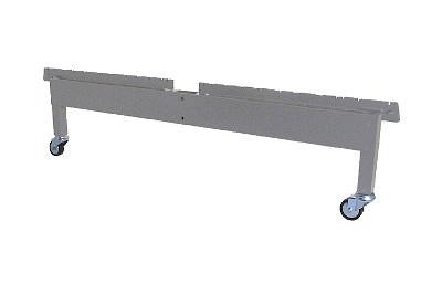 Tegometall Fußteil H260 T800 für Gondelständer fahrbar