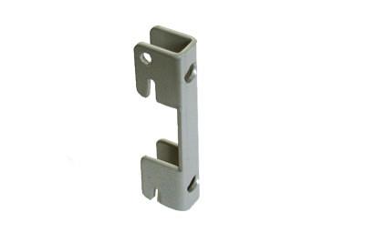 Tegometall Einhängeteil  zum nachträglichen Einbau B13 H70mm RAL 9006