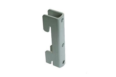 Tegometall Einhängeteil  B13 H70mm RAL 9006
