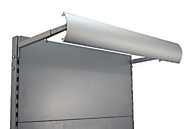 Tegometall Beleuchtungsblende L1000 Grundfeld
