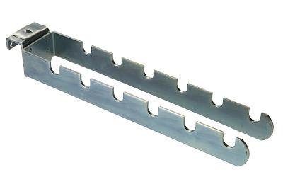 Tegometall Gerätehalter L30/B6 cm verzinkt