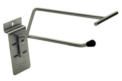 Tegometall Halter für Paneele T 150mm m. Etikettenhalter