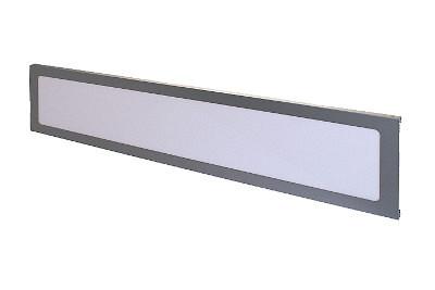 Blende H 200 L 665 mit Ausschnitt