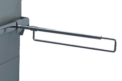 Tegometall Ausziehstange T300-540mm verchromt