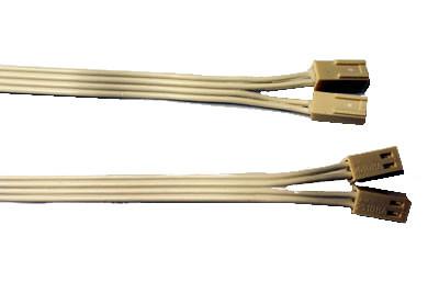 Tegometall Anschlussleitung SPS 2500mm m. 2 Steckerpaaren
