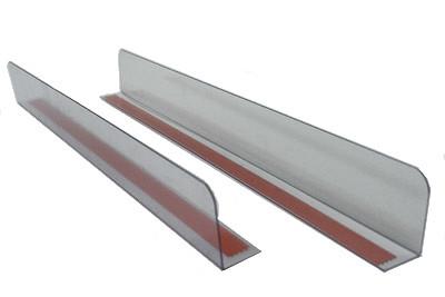 Tegometall Fachteiler mit Klebewinkel L450 H50mm