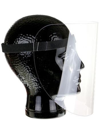 Tegometall Gesichtsmaske / Gesichtsschild mit Haftverschlussband
