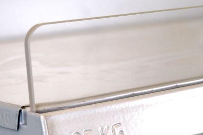 Tegometall Frontscheibe Kunststoff L 1000 H 60