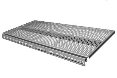 Tegometall Fachboden quadrant L 1250 T 370