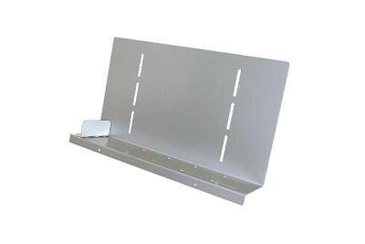 Tegometall Diagonalablagen für Fachboden T 450 H 250