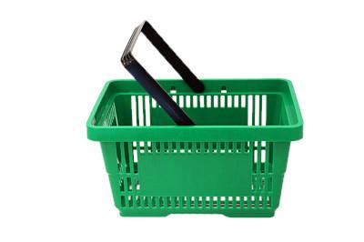 Einkaufskorb 22 Liter grün