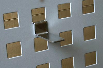 Tegometall Einfachhaken 20mm T 50 verchromt