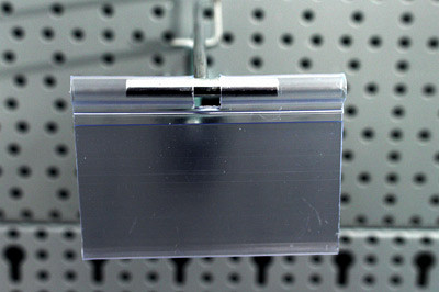 Tegometall Etikettentasche 90X40mm