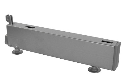 Tegometall Fußteil T47 leicht H8 für Fachbodenauflagen