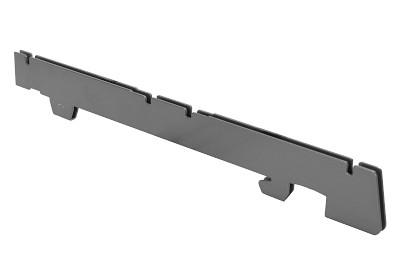 Tegometall Fachbodenauflagen T47 für Fußteil H8