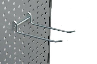 Tegometall Doppelhaken offen, ZA 45 mm, L 100