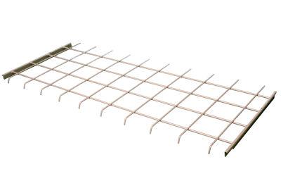 Tegometall Gittereinsatz für Halterahmen L66,5 T45cm