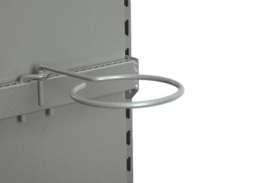 Tegometall Blumenvasenhalter für Trageschiene 50X20 T30 mm