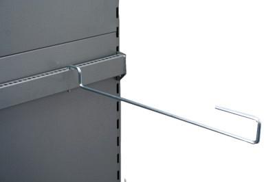 Gardinenhalter schwenkbar T 470mm