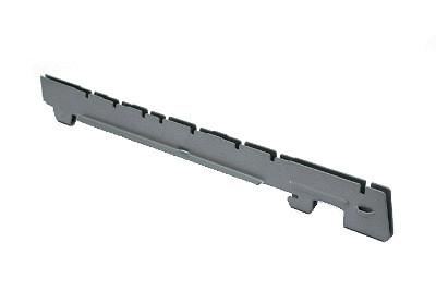 Tegometall Fachbodenauflage für Fußteil HD H7 T47cm