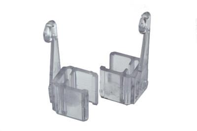 Tegometall Aufhängehaken f. Draht für Plakatrahmen DIN A3 - DIN A6