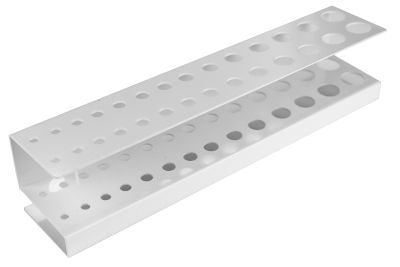 Tegometall Bohrerleiste 188 X 40 X 40mm RAL 9003