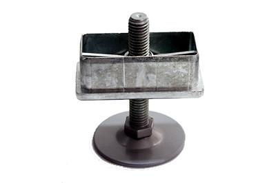 Fußteller 7cm aus Metall